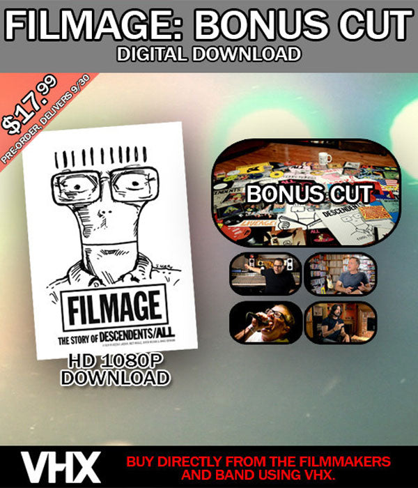 FILMAGE Bonus Cut Digital Download