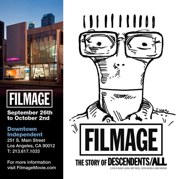 Filmage Returns to Southern California