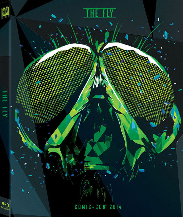 The Fly: SDCC 2014 Edition on Blu-ray