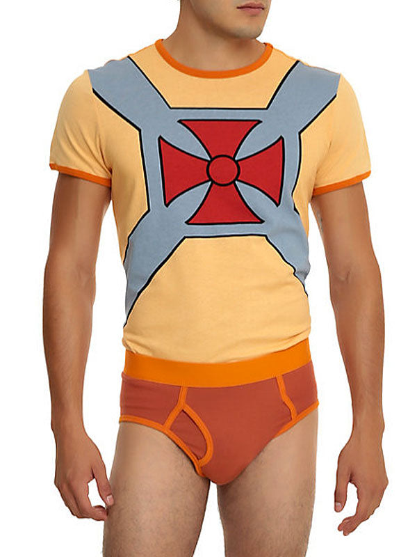 HeMan Masters if the universe Underoos