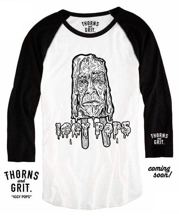 Thorns and Grit Iggy Pops Shirt