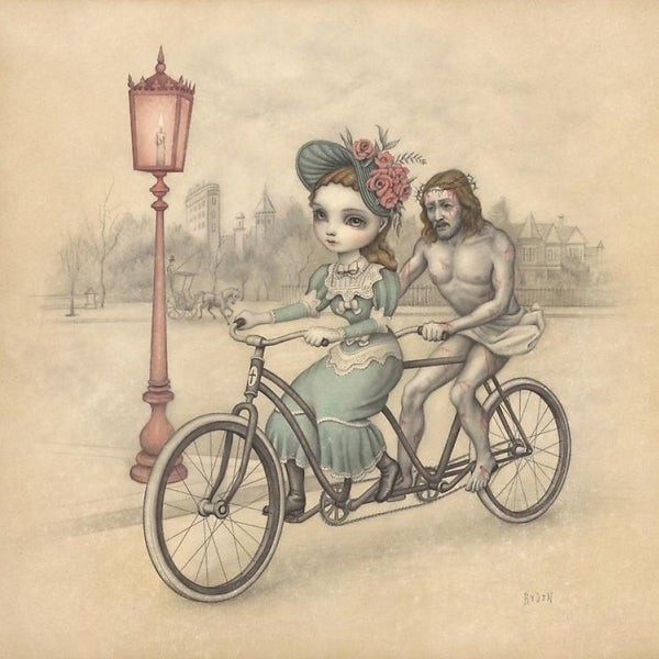 Mark Ryden - Riding With The Lord