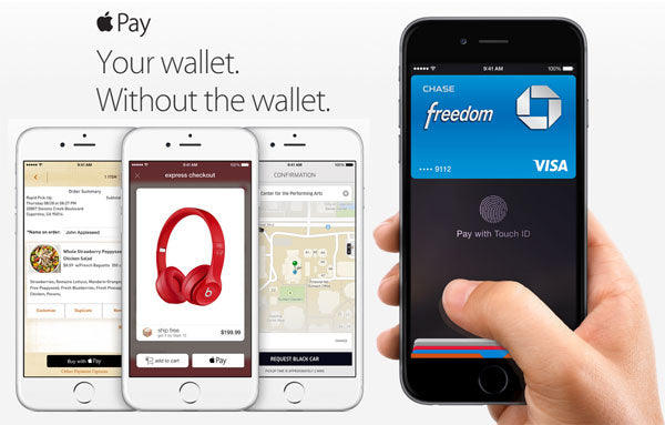 Apple iPhone 6 Apple Pay