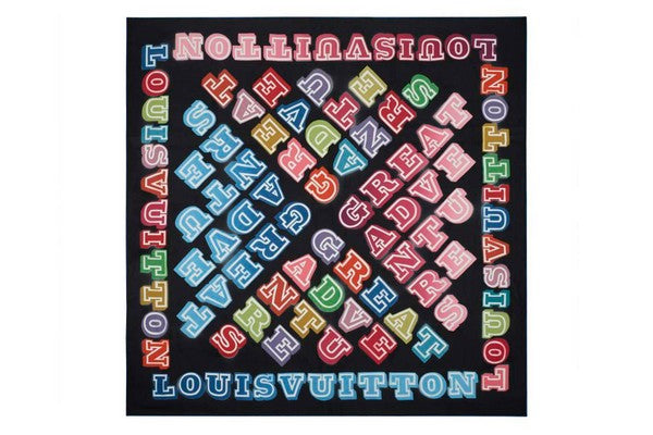 EINE x Louis Vuitton Scarf