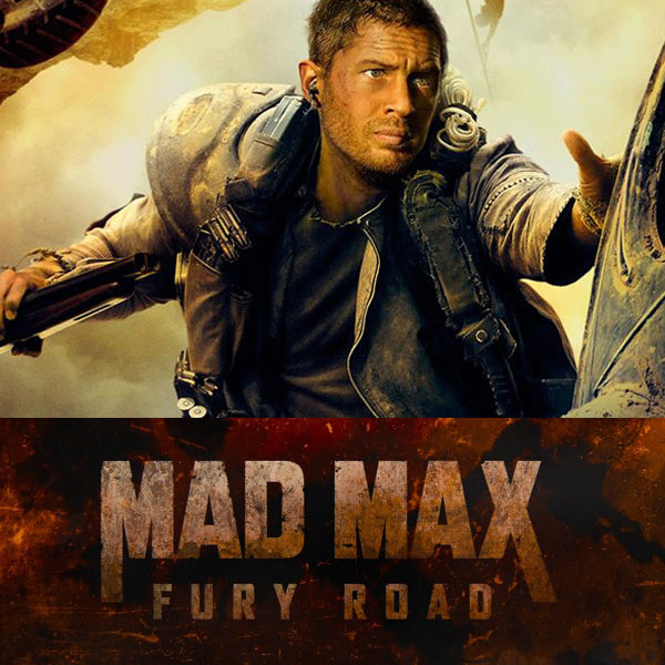 Comic-con Mad Max: Fury Road Trailer