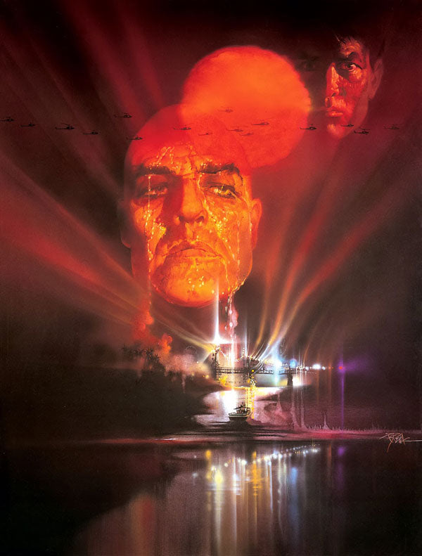 Apocalypse Now movie poster by Bob Peak