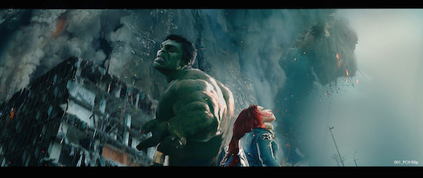 First 'Avengers: Age of Ultron' Concept Art Revealed