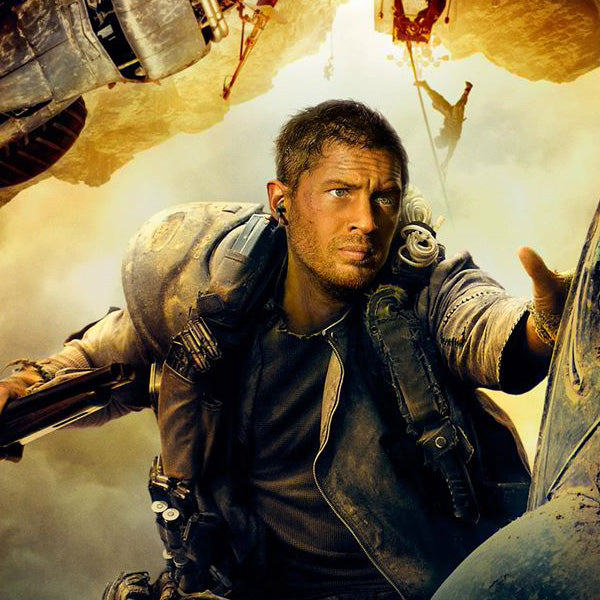 Mad Max: Fury Road Tom Hardy Character Poster