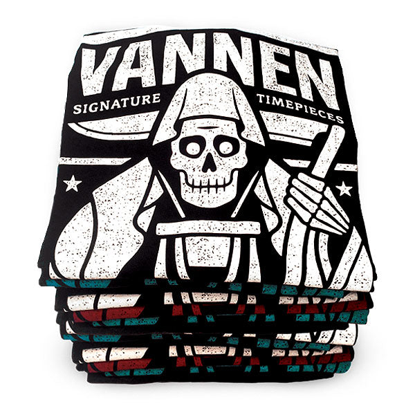 Limited Edition Vannen Reaper T-Shirts