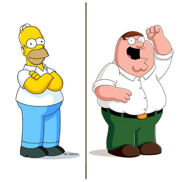 Fox Family Guy x Simpsons Crossover Episode