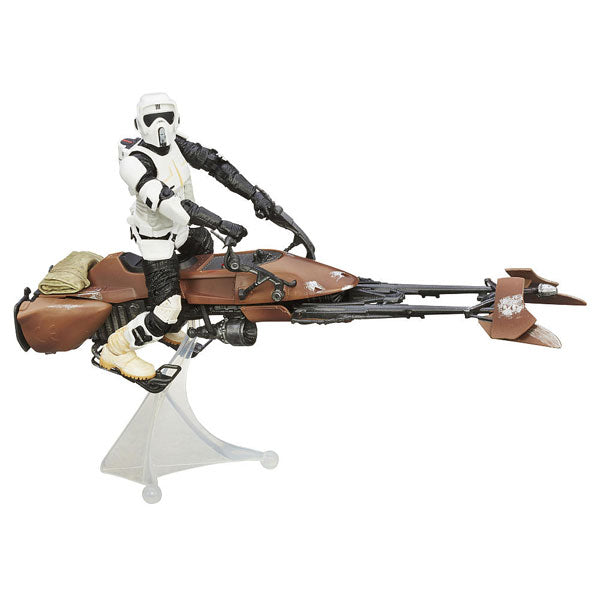 Star Wars Black Series Collectible Speeder Bike