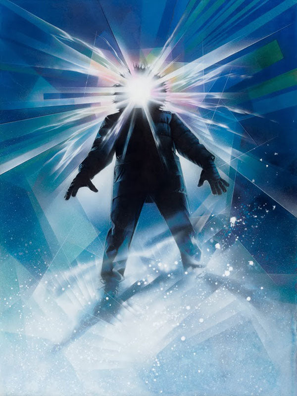 John Carpenter's The Thing movie poster by Drew Struzan