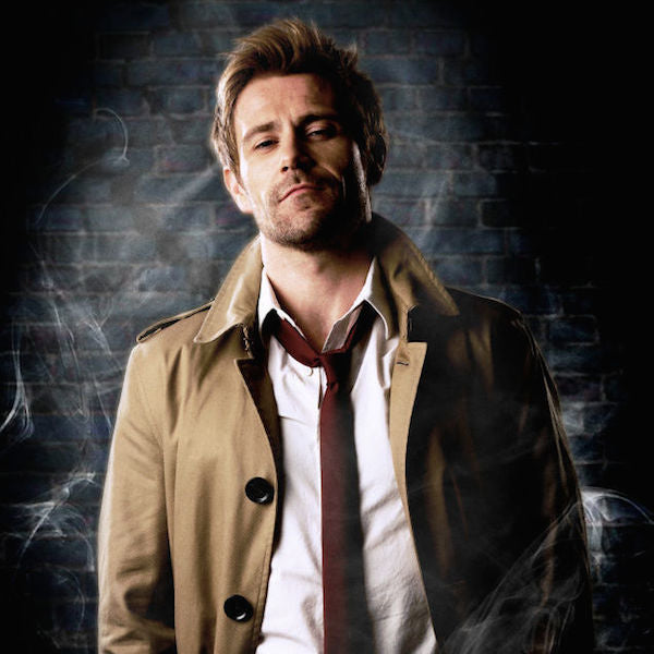"First Trailer For NBC's ""Constantine"""
