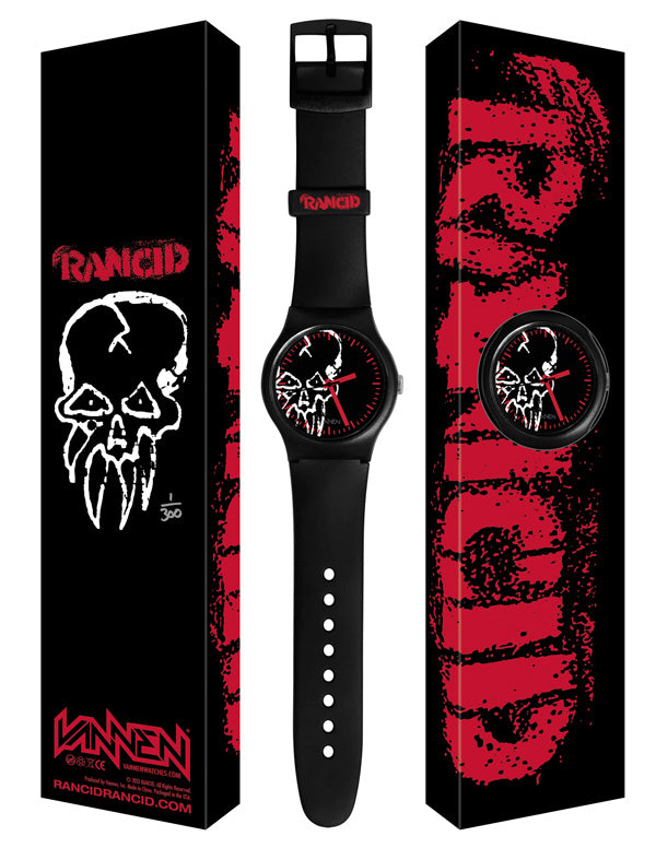 Rancid Vannen Artist Watch