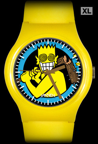 Limited Edition ALL Vannen Artist Watch