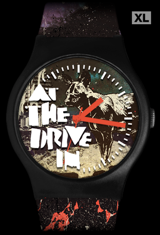 At The Drive In Limited Edition Vannen Artist Watch