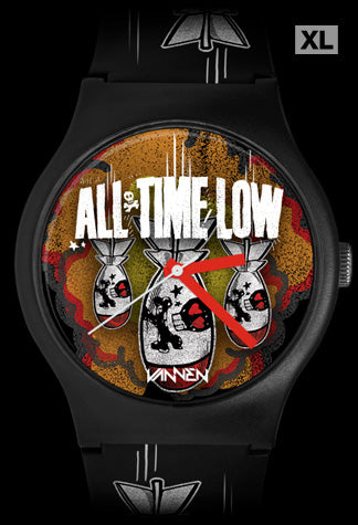 All Time Low Vannen Artist Watch