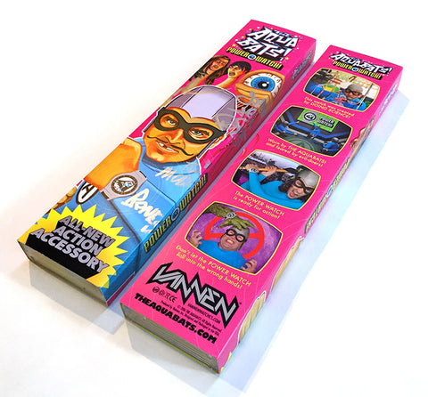 The Aquabats Limited Edition Vannen Power Watch