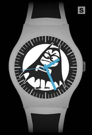 The Aquabats limited edition, small size Vannen Power Watch