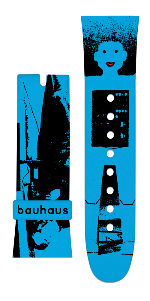 "Bauhaus ""Telegram Sam"" watch straps"