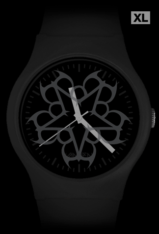 Black Veil Brides Vannen Artist Watch