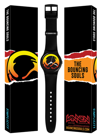 The Bouncing Souls Limited Edition Vannen Artist Watch