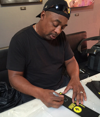 Chuck D Signing Limited Edition Public Enemy Vannen Artist Watches