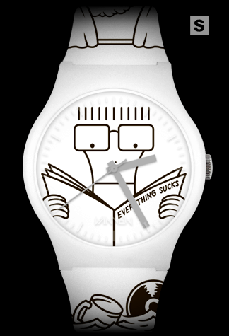 DESCENDENTS Everything Sucks Vannen Artist Watch