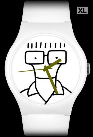 Limited edition Descendents 'Time to Rock' (Green) Vannen Artist Watch