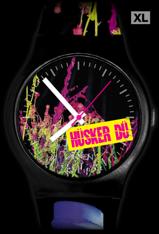Limited edition Hüsker Dü Vannen Artist Watch