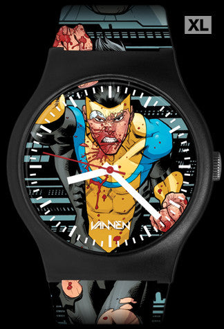 Limited Edition INVINCIBLE Vannen Artist Watch