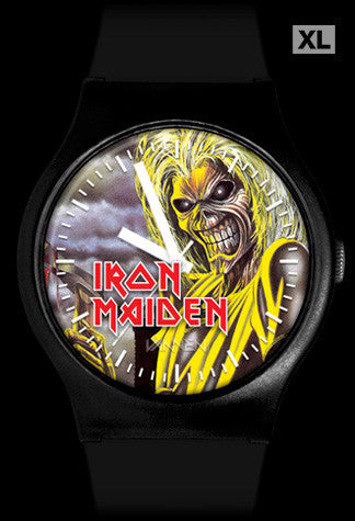 "Limited Edition Iron Maiden ""Killers"" Vannen Artist Watch"