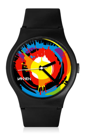 Limited edition Kii Arens Vannen Artist Watch