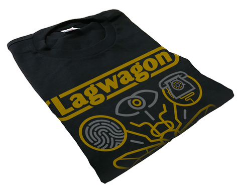 Limited edition Lagwagon Hang Time Vannen T-Shirt