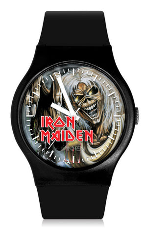 "Limited Edition Iron Maiden ""The Number of the Beast"" Vannen Artist Watch"