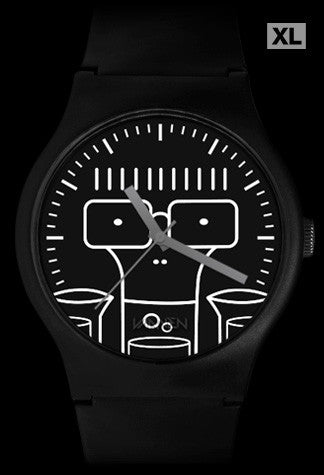 Descendents Limited Edition Hypercaffium Spazzinate Vannen Artist Watch