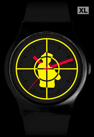 Limited Edition Public Enemy Vannen Artist Watch