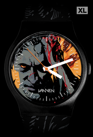 Outcast Limited Edition Vannen Watch
