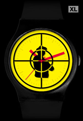 Limited Edition Public Enemy #2 Vannen Artist Watch