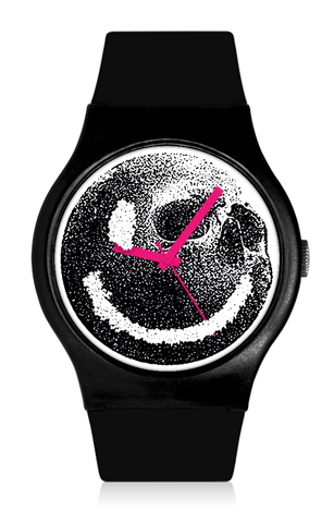 Limited Edition Laura Jane Grace Mandatory Happiness Vannen Watch