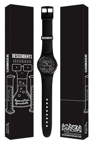 Descendents Limited Edition Small Hypercaffium Spazzinate Vannen Artist Watch