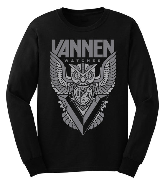 "Vannen Watches Long Sleeve ""Seeker"" T-shirt"