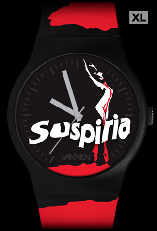 Limited edition Suspiria Vannen Artist Watch