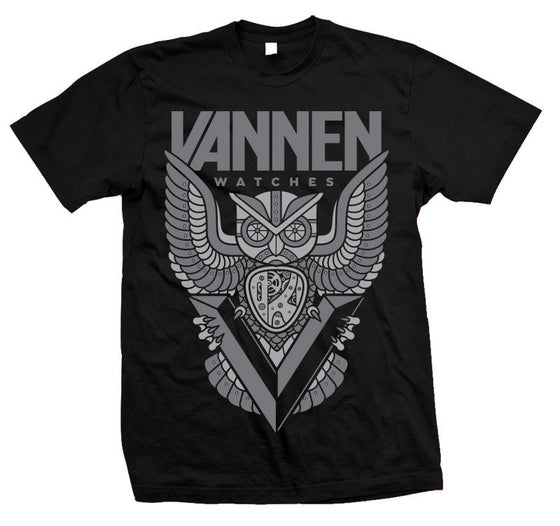 "Limited Edition Vannen Watches ""Seeker"" T-Shirt"