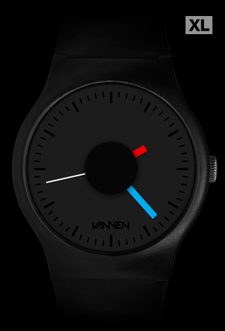 Limited edition Vannen prototype 'Dot' Watch