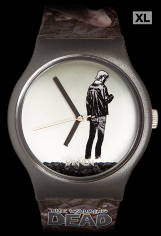 The Walking Dead '100' limited edition Vannen Artist Watch