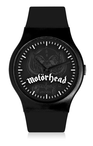 Limited Edition Motörhead Vannen Artist Watch