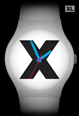 Limited edition Vannen prototype X Watch