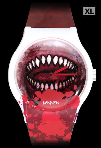 Limited Edition Luke Chueh Vannen Artist Watch