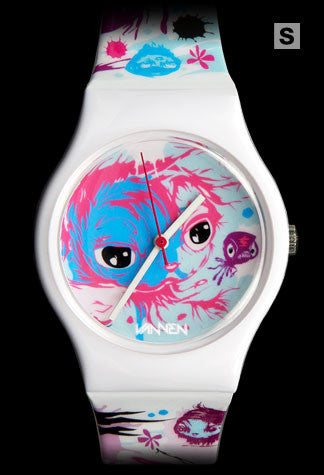 Limited edition Attaboy Vannen Artist Watch